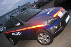 Fuhrpark Polizei