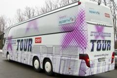 Verkehrsmittel Werbung