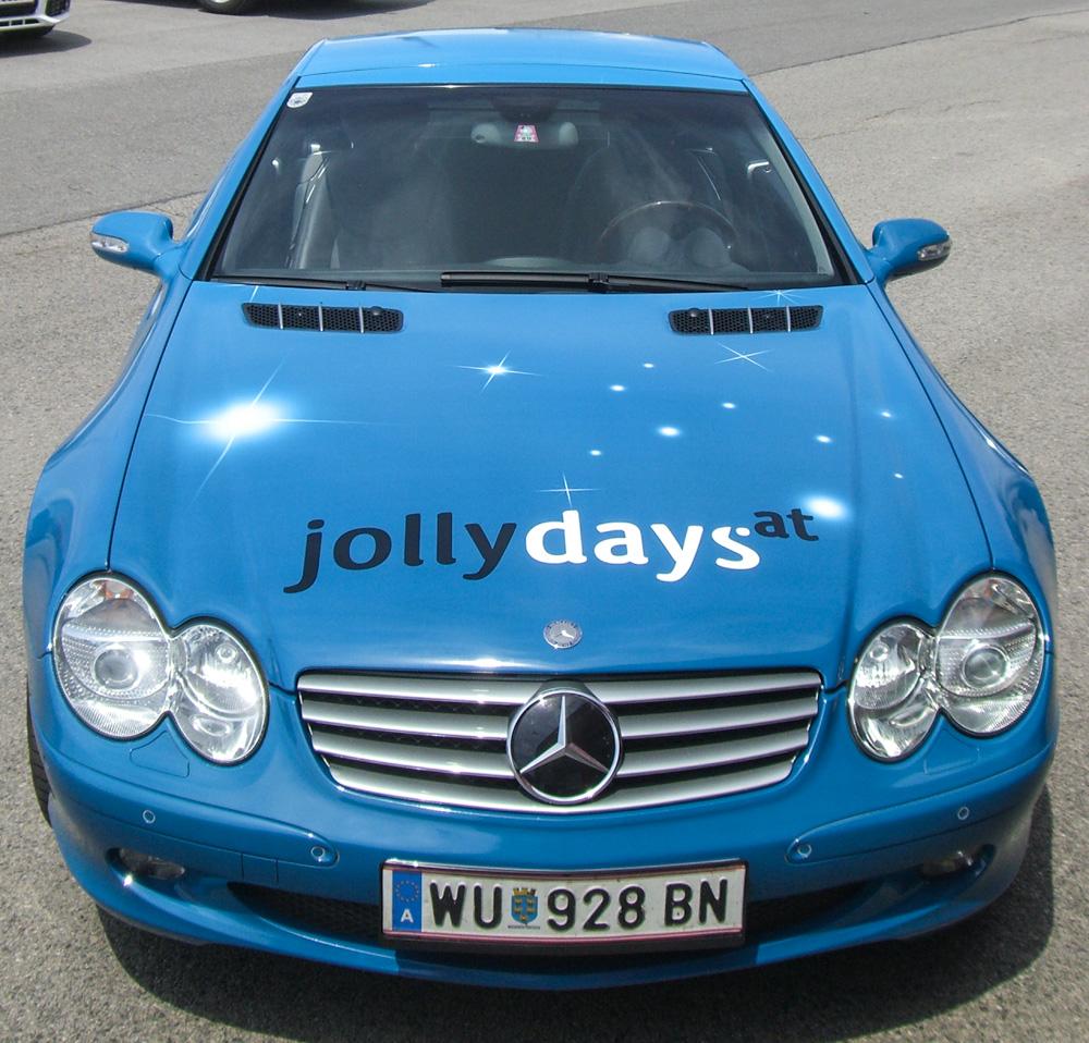 Folie Gradinger Visual Car Tuning