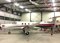 Folie Gradinger zertifizierte Flugzeug Folierung