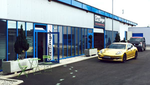 Folie Gradinger eröffnet Filiale in Eisenstadt