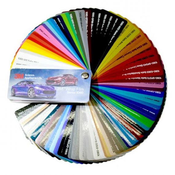 3M Scotchprint® Wrap Films